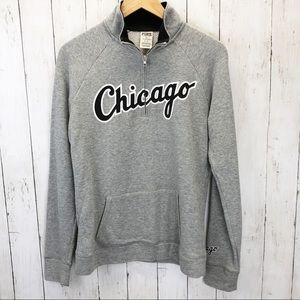 VS PINK Chicago Cubs Sweatshirt Sz S ::AB22